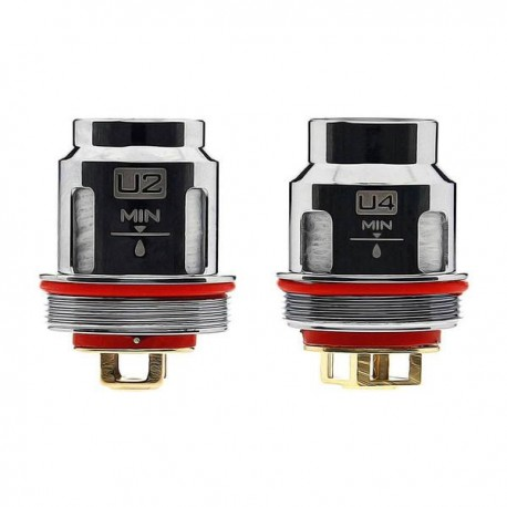VOOPOO UFORCE Coils 5 pack -