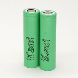 Samsung INR18650 25R 2500mAh Battery