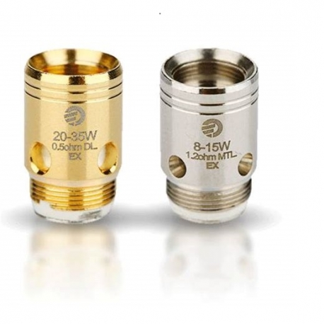 Joyetech Exceed EX Coils 5 Pack -